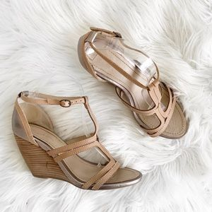 Seychelles Strappy Wedge Sandals
